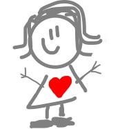 Lil Heart Girl
