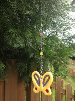 Yard Art- Butterfly