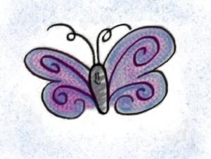 butterfly insert