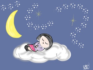 Lil Girl on a Cloud