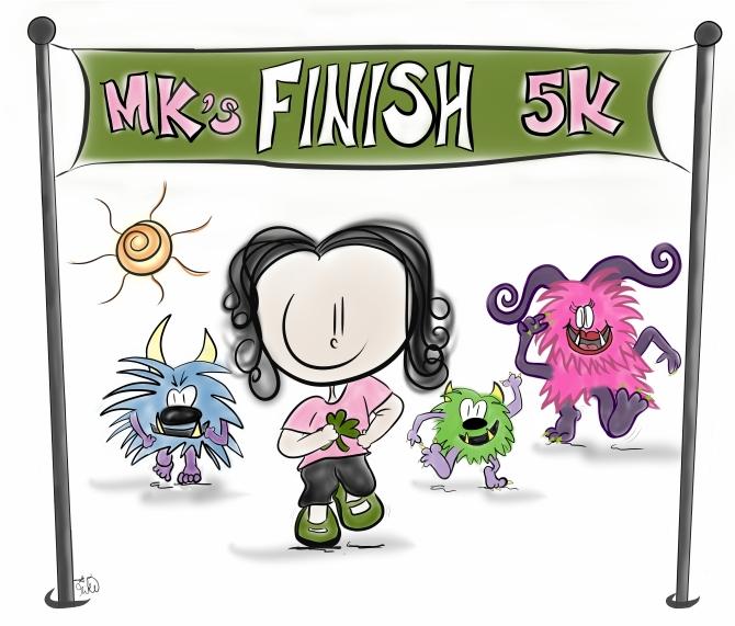 michie mk 5k run
