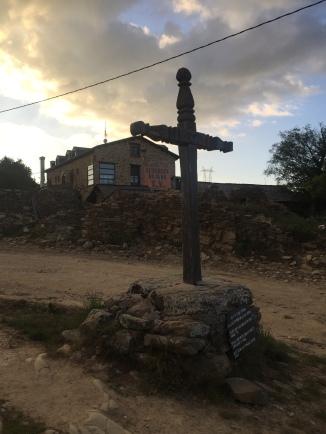 Cross at Fancebadon