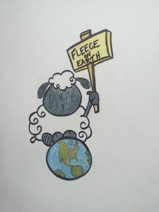 fleece on earth