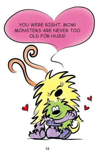 monster pg16