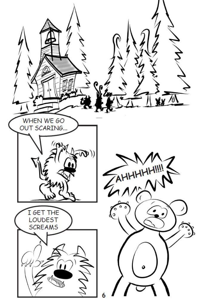 monster pg6